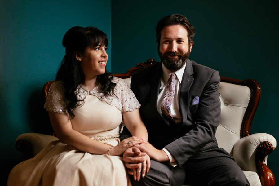 East Austin Reception   Wedding at Chapel Dulcinea   Amanda & Allen