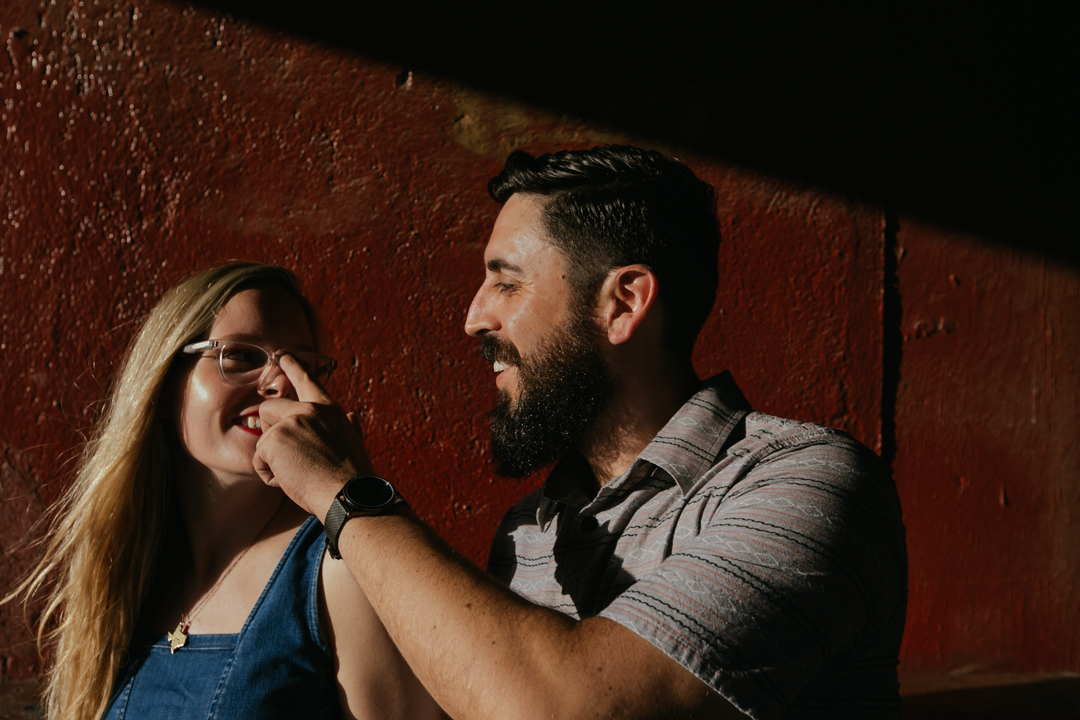 rob august photography east austin engagement skyline violet crown 0009