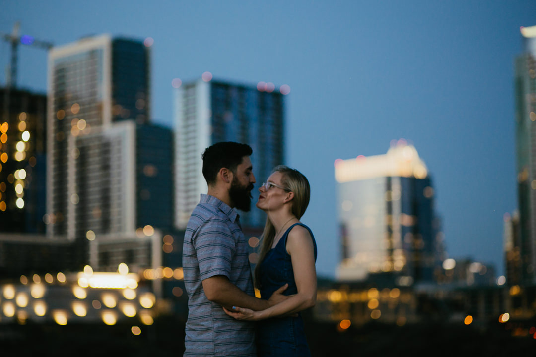 rob august photography east austin engagement skyline violet crown 0029