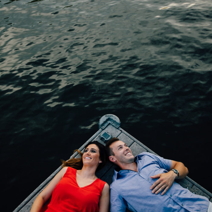 Lake Austin Engagement in Austin, TX | Matty & Ryan