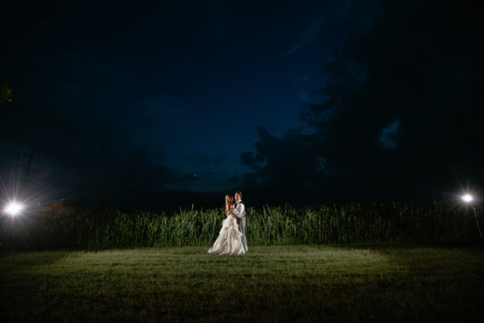 The Owl Wedding on Lake McQueeney | Sara & Caleb