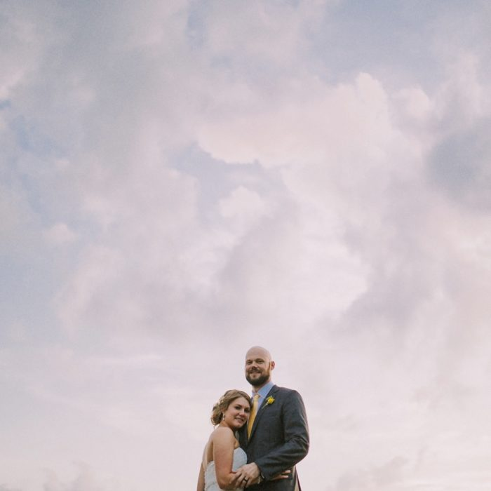 Wedding at Pecan Springs Ranch in Austin, TX | Allison & Chris