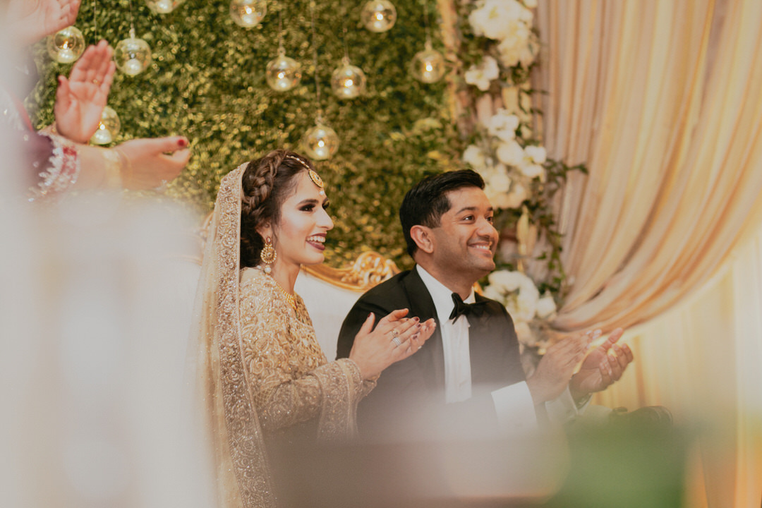 wedding couple pakistani