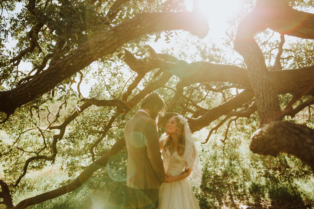 wedding at brodie homestead in austin tx