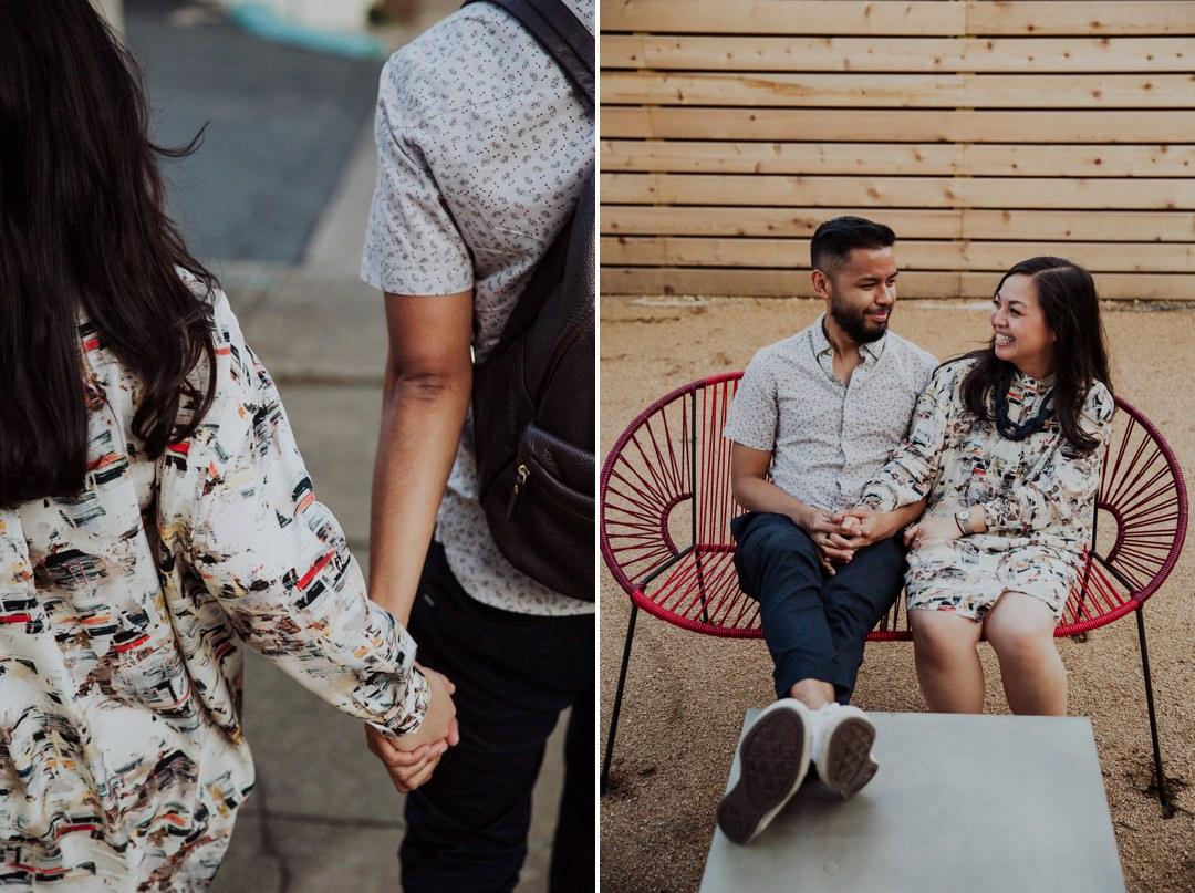 engagement picture locations austin