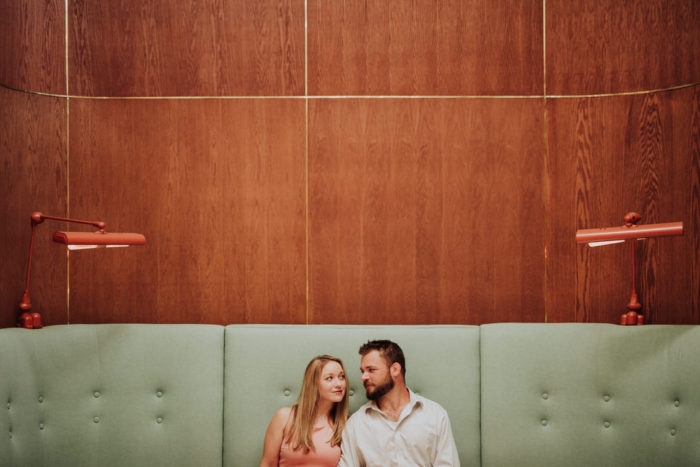 Sawyer & Co Engagement Session in Austin, TX | Megan & Andrew