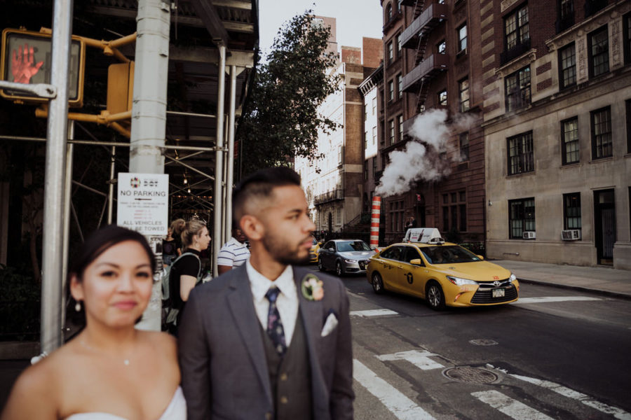 Wedding at Restaurant Daniel in New York City | Jenn & Ty