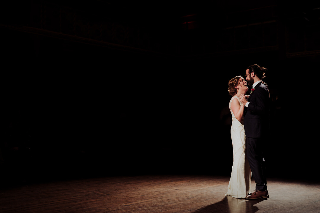 first dance at the gem theatre