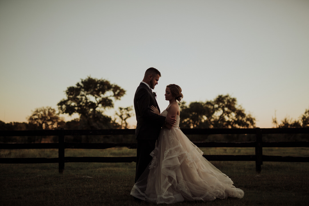 couple during sunset photograph