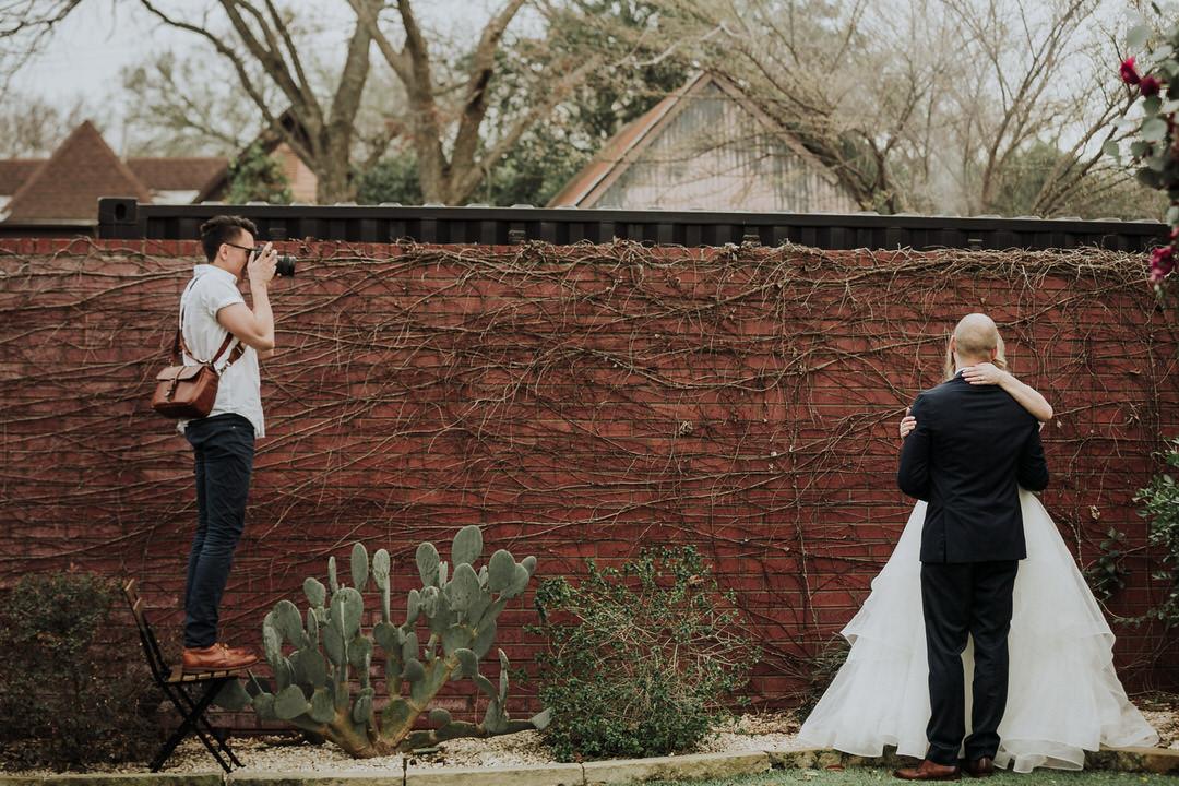 behind the scenes of photogtrapher